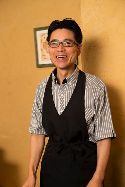「食材は仙台のこだわりの生産者さんから直接仕入れています。その美味しさを引き出すためには手間暇を惜しみません」と胸を張るオーナーの石川さん