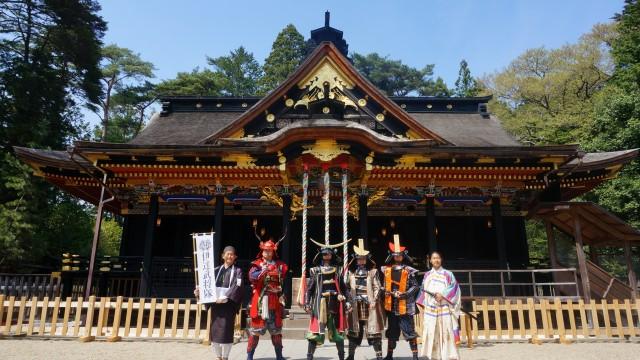 DSC02590大崎八幡宮(4)