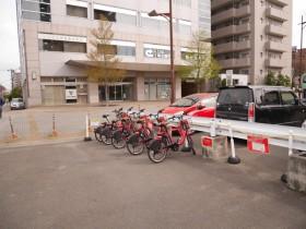 「ダテバイク北仙台ポート」で自転車をレンタル