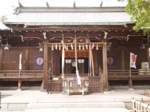 現在は本殿には政宗の正室・愛姫(めごひめ)が合祀されている