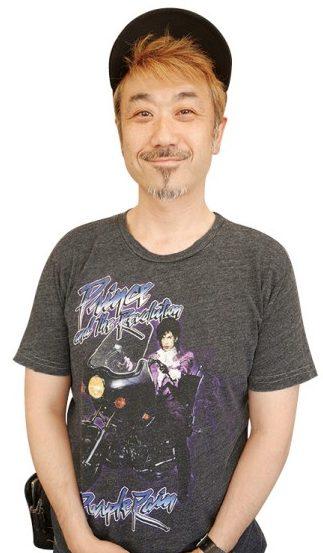 名掛丁商店街振興組合 青年部部長 高橋市雄さん