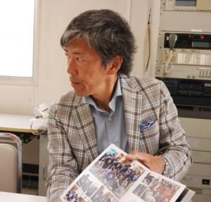 まつりのこととなるとやはり熱くなる山田さん
