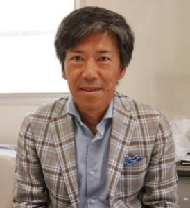 おおまち商店街振興組合 青年部 部長 山田高太郎さん