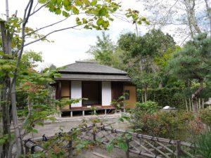 「残月亭」仙台市指定有形文化財。