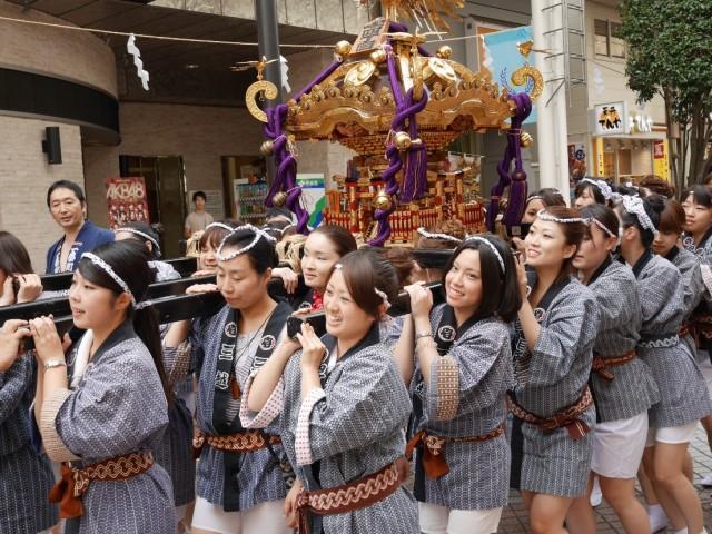金蛇水神社まつり